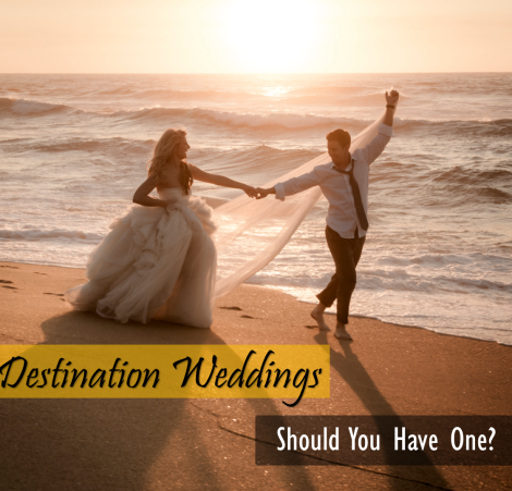 Getting married at a destination? We have some tips!
